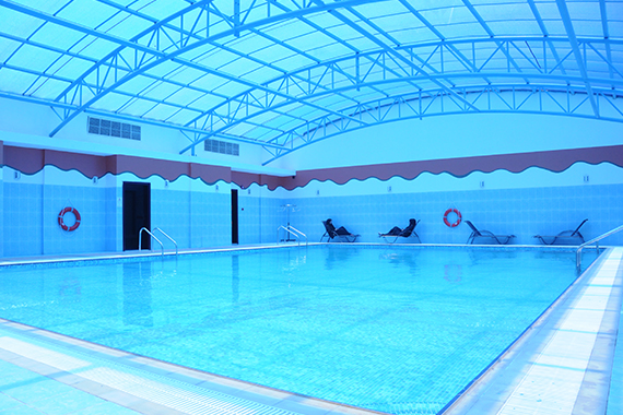 Well Ventilated Covered Swimming Pool – Body & Soul Health Club & Spa